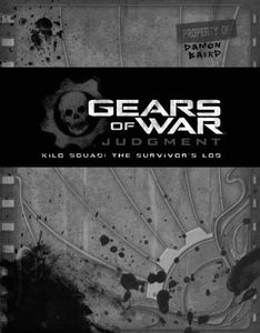 [Gears Of War: Judgement: Kilo Squad: Survivor's Log (Hardcover) (Product Image)]