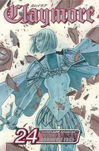 [Claymore: Volume 24 (Product Image)]