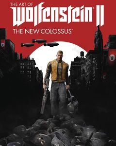[The Art Of Wolfenstein II: The New Colossus (Hardcover) (Product Image)]