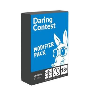 [Daring Contest: Modifier Expansion (Product Image)]