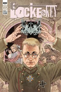 [Locke & Key: In Pale Battalions Go #2 (Product Image)]