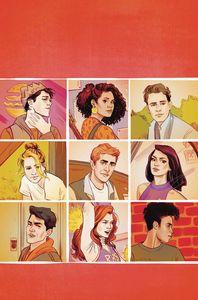 [Riverdale #1 (Cover E Sandra Lanz) (Product Image)]