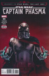 [Star Wars: Journey To The Last Jedi: Captain Phasma #4 (Product Image)]