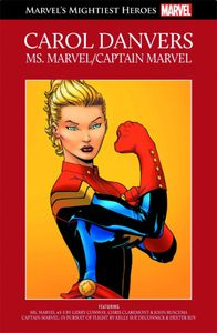 [Marvel's Mightiest Heroes: Graphic Novel Collection: Volume 23: Carol Danvers (Product Image)]