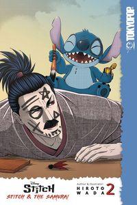 [Disney Manga: Stitch & The Samurai: Volume 2 (Product Image)]