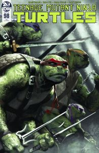 [Teenage Mutant Ninja Turtles: Ongoing #98 (Gabriele Dell'Otto Variant) (Product Image)]