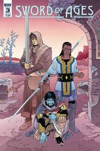 [Sword Of Ages #3 (Cover A Rodriguez) (Product Image)]