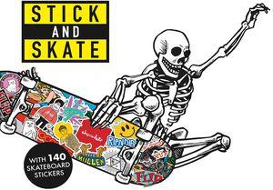 [Stick & Skate: Skateboard Stickers (Product Image)]