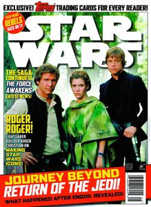 [Star Wars Insider #160 (Newsstand Edition) (Product Image)]