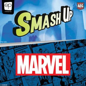 [Smash Up: Marvel (Product Image)]