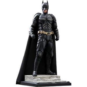 [Batman: The Dark Knight Rises: Hot Toys Action Figure: Batman (Product Image)]