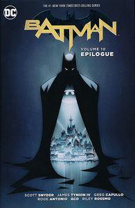 [Batman: Volume 10: Epilogue (Hardcover) (Product Image)]
