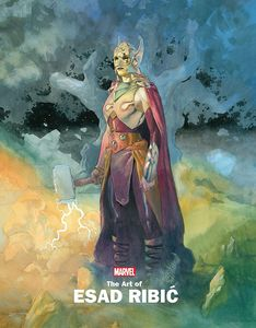 [Marvel Monograph: The Art Of Esad Ribic (Product Image)]
