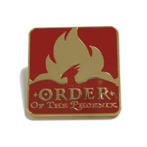 [Harry Potter: Pin Badge: Order Of The Phoenix (Product Image)]