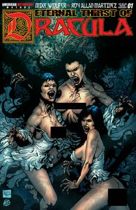 [Eternal Thirst Of Dracula #1 (Brides Nude Cover) (Product Image)]