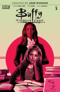 [Buffy The Vampire Slayer #2 (Cover A Main Taylor) (Product Image)]
