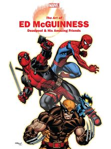 [Marvel Monograph: Art Of Ed Mcguinness (Product Image)]