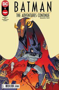 [Batman: The Adventures Continue: Season II #1 (Product Image)]