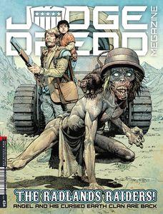 [Judge Dredd Megazine #434 (Product Image)]
