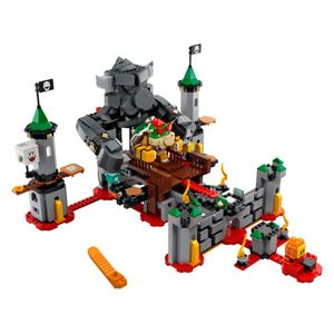 [LEGO: Super Mario: Expansion Set: Bowser's Castle Boss Battle (Product Image)]