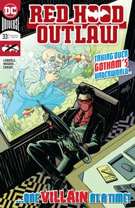 [Red Hood: Outlaw #33 (Product Image)]
