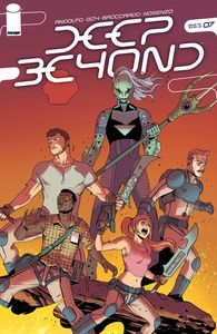 [Deep Beyond #7 (Cover A Broccardo) (Product Image)]
