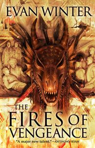 [The Burning: Book 2: The Fires Of Vengeance (Hardcover) (Product Image)]
