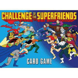 [Challenge Of The Superfriends: Card Game (Product Image)]