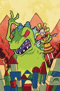 [Rugrats: R Is For Reptar: 2018 Special #1 (Product Image)]