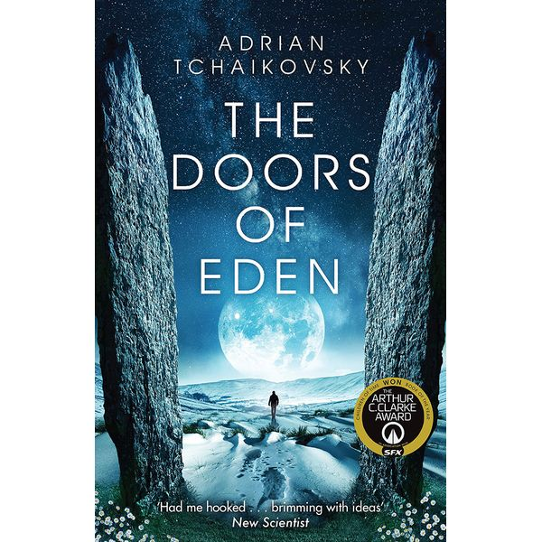 [The cover for The Doors Of Eden (Signed Postcard Edition Hardcover)]
