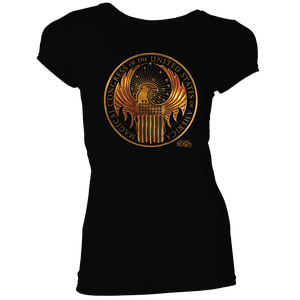 [Fantastic Beasts: Women's Fit T-Shirt: Magical Congress Macusa (Product Image)]