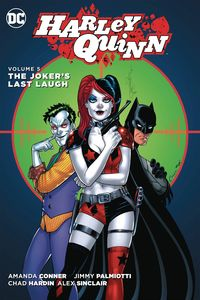 [Harley Quinn: Volume 5: The Joker's Last Laugh (Product Image)]