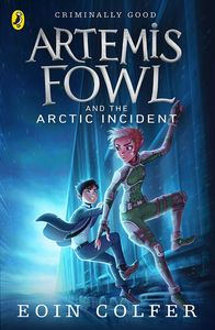 [Artemis Fowl & The Arctic Incident (Signed Edition) (Product Image)]