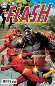 [Flash #750 (1950s Gary Frank Variant Edition) (Product Image)]