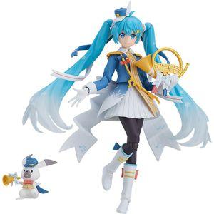 [Hatsune Miku: Character Vocal Series 1 Action Figure: Snow Miku Snow Parade (Product Image)]