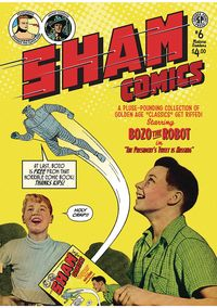 [The cover for Sham #6]