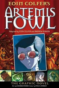 [Artemis Fowl: The Graphic Novel (Product Image)]