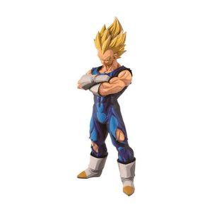 [Dragon Ball Z: Manga Dimensions Statue: Grandista Super Saiyan Vegeta (Product Image)]