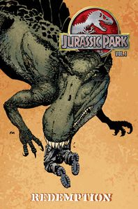 [Jurassic Park: Volume 1: Redemption (Product Image)]