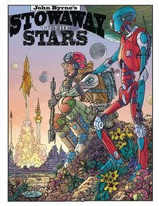 [John Byrne's Stowaway To Stars #1 (Special Edition) (Product Image)]