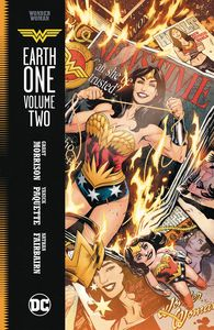 [Wonder Woman: Earth One: Volume 2 (Hardcover) (Product Image)]