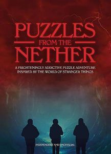 [Puzzles From The Nether (Hardcover) (Product Image)]