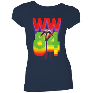 [Wonder Woman 1984: Women's Fit T-Shirt: Skybound (Product Image)]
