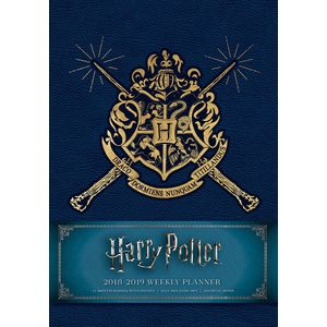 [Harry Potter: 2019 Weekly Planner (Hardcover UK Edition) (Product Image)]