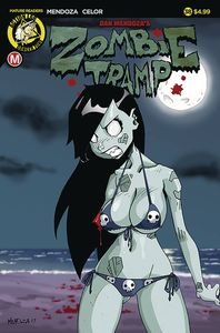 [Zombie Tramp Ongoing #38 (Cover A Mendoza) (Product Image)]