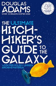 [The Ultimate Hitchhikers Guide To The Galaxy (42nd Anniversary Edition) (Product Image)]