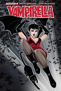 [Vampirella #10 (Cover B Lagace) (Product Image)]