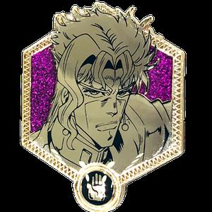 [JoJo's Bizarre Adventure: Golden Enamel Pin: Kakyoin (Product Image)]