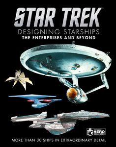 [Star Trek: Designing Starships: Volume 1 (Hardcover) (Product Image)]