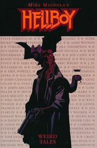 [Hellboy: Weird Tales (Hardcover) (Product Image)]